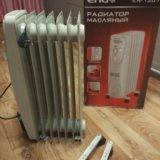 Радиатор маслянный. Фото 3.