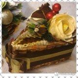 Букет из конфет.!!кусочек тортика!!. Фото 1.