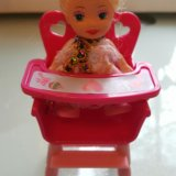 Кукольный набор для пупсов. Фото 2. Москва.