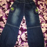 Новые джинсы. Фото 2.