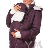 Слингокуртка, куртка для беременных. Фото 2. Боровский.