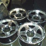 Комплект дисков на внедорожник r16. Фото 1.