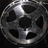 Комплект дисков на внедорожник r16. Фото 2.