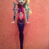 Кукла monster high лагуна блю. Фото 1.