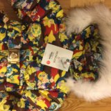 Новый зимний костюм для девочки. Фото 2. Санкт-Петербург.