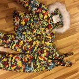 Новый зимний костюм для девочки. Фото 1. Санкт-Петербург.