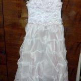 Платье бальное. Фото 2.