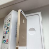 Iphone 5 s gold. Фото 2.