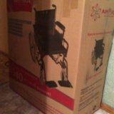 Новая инвалидная коляска. Фото 1. Волгоград.