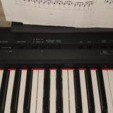 Цифровое пианино yamaha p-105. Фото 1. Москва.