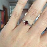 Серьги, кольцо серебрянные. Фото 4.
