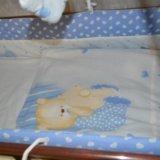 Кроватка маятник. Фото 2.