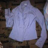 Рубашка-блуза приталенная. Фото 1. Стерлитамак.