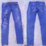 Рваные джинсы. Фото 1. Курск.