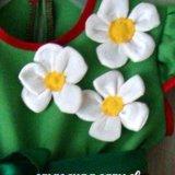 Новогодний костюм ягодки. Фото 2.