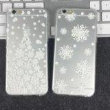 Новогодний чехол для iphone 6 6s. Фото 1.