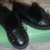 Зимние ботинки. Фото 3. Москва.