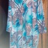Платье на весну 52р. Фото 1.