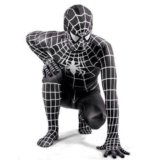 Костюм человека-паука. Фото 1.