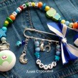 Именные булавки, булавка, держатели, браслеты. Фото 1. Уфа.