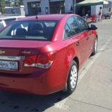Chevrolet cruze. Фото 4.