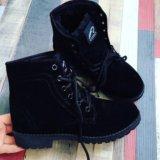 Новые зимние ботинкт. Фото 1. Абакан.