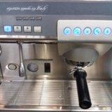 Кофемашина для ресторана nuova simonelli. Фото 1.