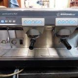 Кофемашина для ресторана nuova simonelli. Фото 2.