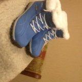 Зимние ботинки 39-40размер. Фото 1.