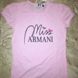 Новая футболка armani junior. Фото 4.
