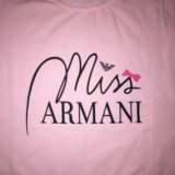 Новая футболка armani junior. Фото 3.