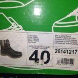 Сапоги ботинки мужские 40. Фото 4. Москва.