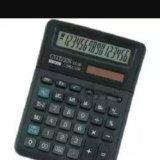 Калькулятор citizen sdc- 395 новый. Фото 1. Троицк.