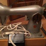 Швейная машина. Фото 1.