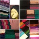 Хиджабы  чалмушки  шапочки шарфы  химары  юбки. Фото 2. Махачкала.