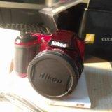 Nikon coolpix l820 + sd карта 4 гб. Фото 3.