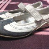 Обувь ecco  для девочки. размер 36. Фото 1.