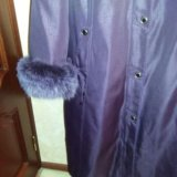 Пальто зимне-осеннее(пихора). Фото 4.