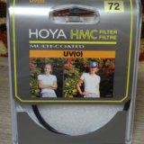 Продаю защитный светофильтр hoya hmc uv. Фото 1.