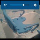 Кресло для ванни. Фото 3. Москва.