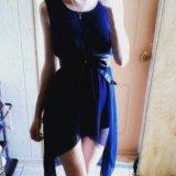Платье шифон. Фото 1.