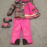 Детский комбез и куртка зима. Фото 1.