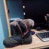 Ботинки зимние детские 32 размер можно 31,маломерк. Фото 1. Северская.