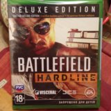 Battlefield hardline deluxe edition xbox one. Фото 1.