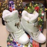 Ботиночки новые в наличии, зима 35,37. Фото 2. Батайск.