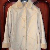 Куртка дубленка, искусственный мех. Фото 2.