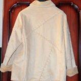 Куртка дубленка, искусственный мех. Фото 3. Москва.