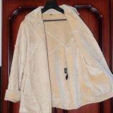 Куртка дубленка, искусственный мех. Фото 1. Москва.