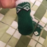Носки для собак, размер s. Фото 2.