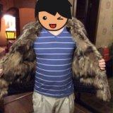 Продам мужскую кожаную куртку с мехом. Фото 1. Санкт-Петербург.
